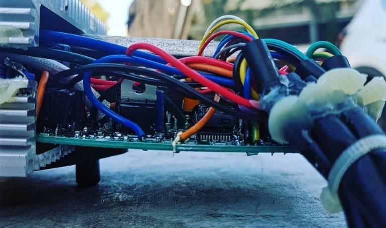 בקר לאופניים חשמליים